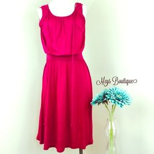 ⭐️Old Navy Stunning Pink Sleeveless Dress Size S⭐️
